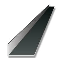 40x25x4mm Unequal Angle