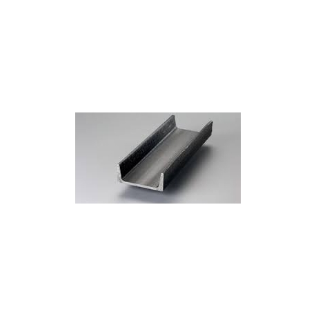 40x20mm Steel Channel
