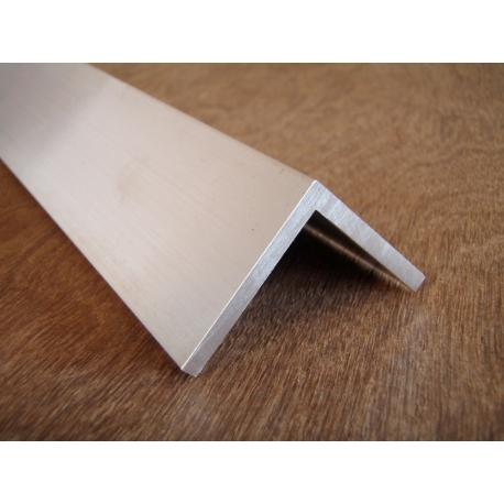 """Aluminium Angle 1"""" x 1"""" x 1/8"""""""